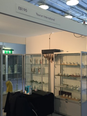 Yourun Stand at 100% Design