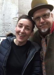 Alison Cooke & Duncan Hooson